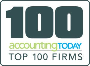 Accounting Today Top 100 Firm | Awards | Ohio CPA Firm