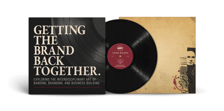 Learn more about the importance of business brands with Brad Circone's new podcast, Getting The Brand Back Together. - unsuitable on Rea Radio - Ohio Business Podcast