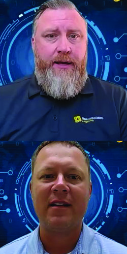 Jorn Baxtrom & Shawn Richardson   Cybersecurity & Data Protection Services   Ohio Business Podcast