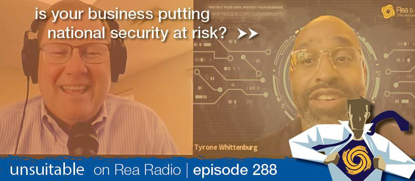 National Security Risk Prevention | CMMC | Ohio Business Podcast