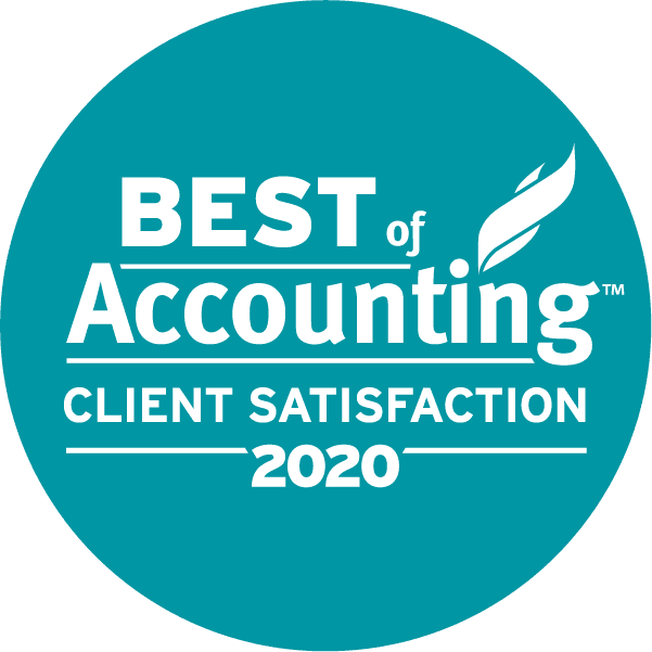 Best of Accounting Award | ClearlyRated | Ohio CPA Firm