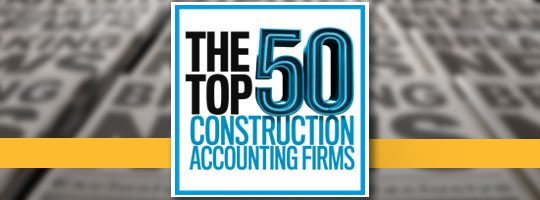 Rea & Associates Secures Top 50 Construction Accounting Firm Ranking