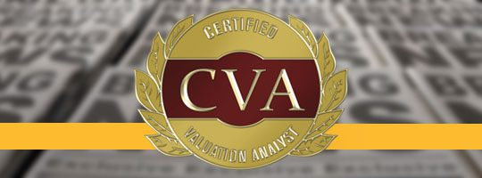 Copeland & Miklos Earn Certified Valuation Analyst Credential