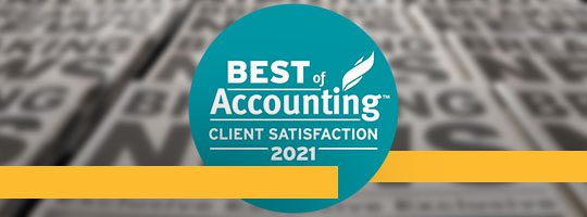 Rea Wins 2021 Best Of Accounting Award For Service Excellence
