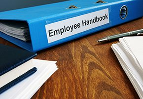 Employee Handbook Updates   Sample Table of Contents   Ohio CPA Firm